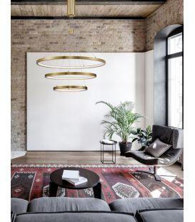 108W LED Pakabinamas šviestuvas EMPATIA 3 Gold 9175108