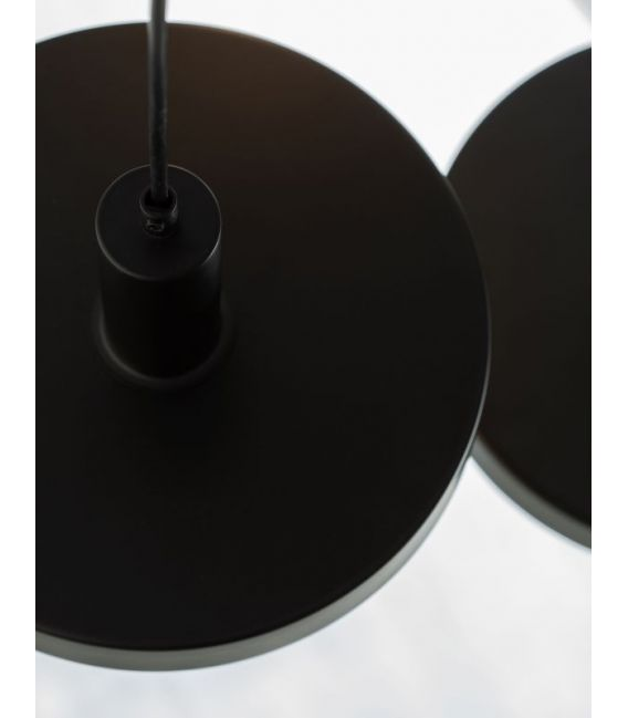 Pakabinamas šviestuvas GARNET 3 Black 9417051