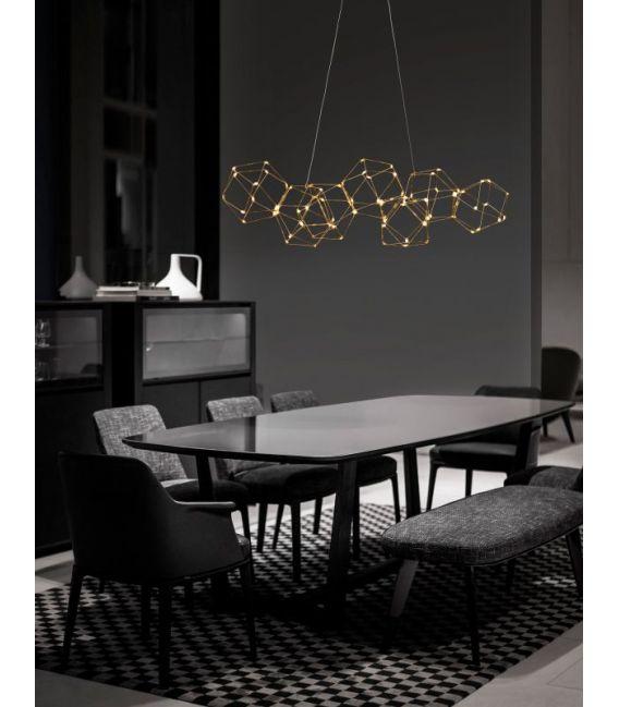 33.6W LED Pakabinamas šviestuvas NEBULA 9186807
