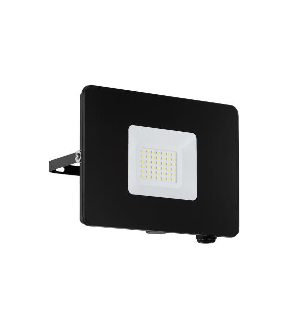 30W LED Sieninis šviestuvas FAEDO 3 Black IP65 97457