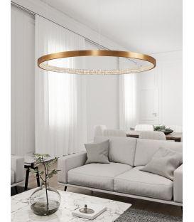 60W LED Pakabinamas šviestuvas PRESTON Dimeriuojamas 9285110