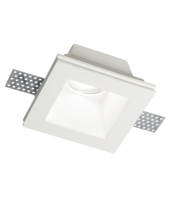 Įmontuojamas gipsinis šviestuvas SAMBA FI1 Square 139029
