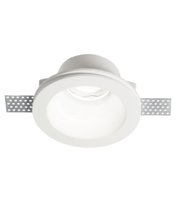 Įmontuojamas gipsinis šviestuvas SAMBA FI1 Round 139012