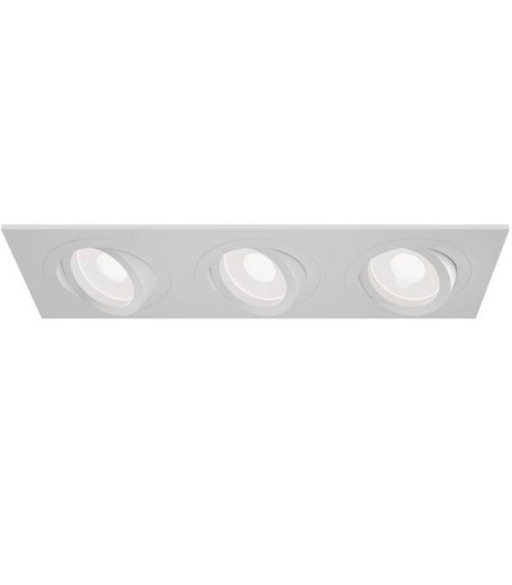 Įmontuojamas šviestuvas ATOM White DL024-2-03W