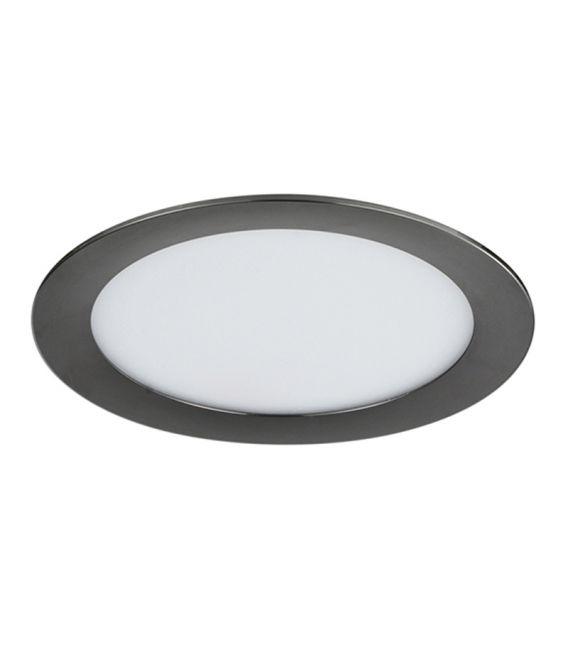 11W LED Įmontuojamas šviestuvas GAMA Black Ø14 IP65 LC1427 YLD-019229