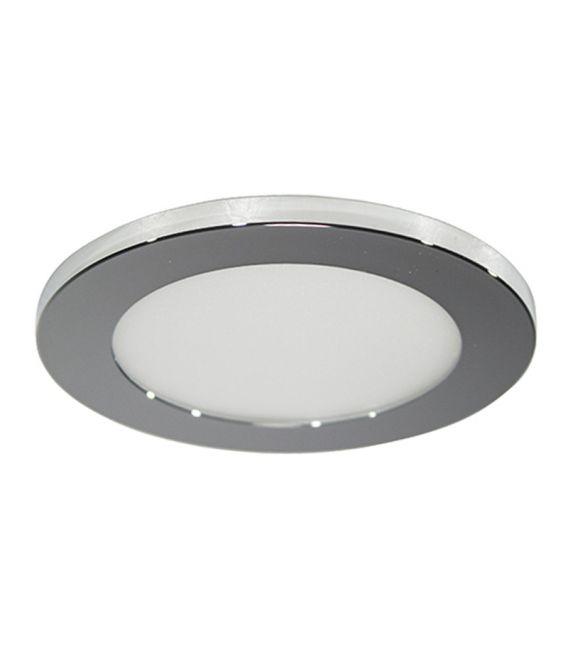7W LED Įmontuojamas šviestuvas LC1452 Chrome Ø9.5 IP44 YLD-005864