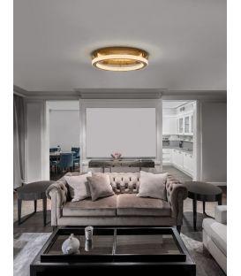 60W LED Lubinis šviestuvas FIORE Dimeriuojamas 9285620