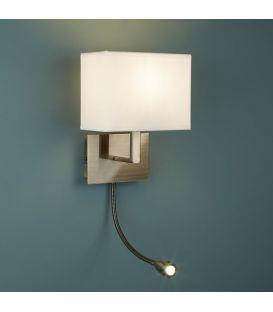 Sieninis šviestuvas WALL Brass 6519AB