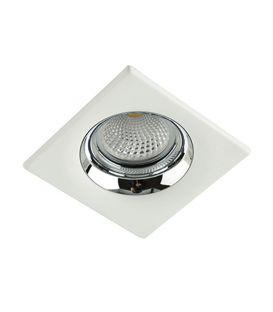 Įmontuojamas šviestuvas NC2002SQ White-Chrome YLD-000241