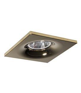 Įmontuojamas šviestuvas NC1761SQ Gold YLD-019274