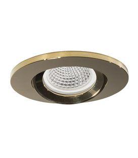 Įmontuojamas šviestuvas NC AROS Gold NC1860R YLD-017638