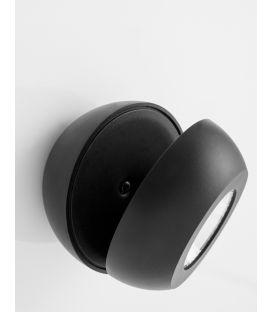 5W LED Lubinis šviestuvas GON Black 9105101