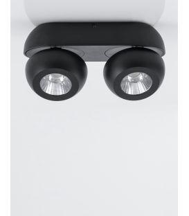 10W LED Lubinis šviestuvas GON Black 9105102