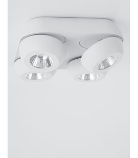 20W LED Lubinis šviestuvas GON White 9105203
