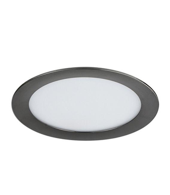 15W LED Įmontuojamas šviestuvas GAMA Black Ø15.5 IP65 LC1427 YLD-019250