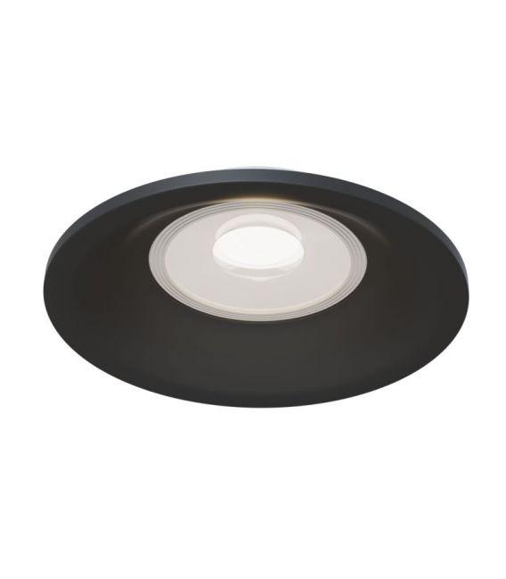 Įmontuojamas šviestuvas SLIM Black DL027-2-01B