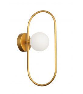 Sieninis šviestuvas FANCY Gold 4208901