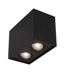 Lubinis šviestuvas RENDE 2 Black 998092