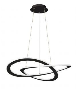 50W LED Pakabinamas šviestuvas CHARLIE 4235800
