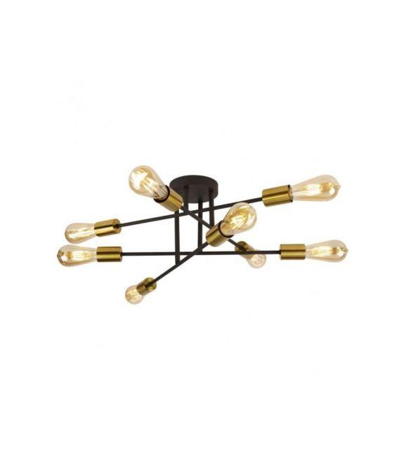 Lubinis šviestuvas ARMSTRONG 8048-8BK
