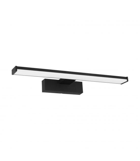 7.4W LED Sieninis šviestuvas PANDELLA Black IP44 98907