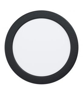 10.5W LED Įmontuojama panelė FUEVA Black Ø16.6 4000K 99214