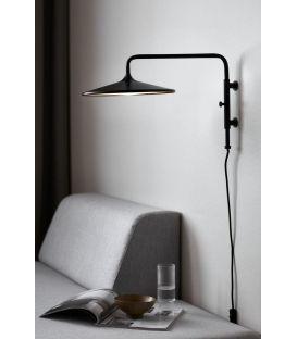 17.5W LED Sieninis šviestuvas BALANCE Black 2010121003