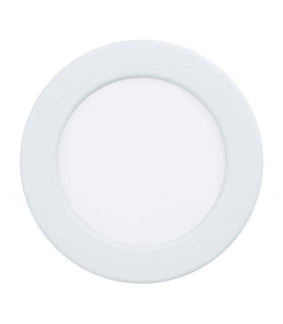 5.5W LED Įmontuojama panelė FUEVA Ø11.7 3000K 99132