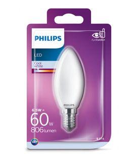 LED LEMPA 6.5W E14 CANDLE 8718699648480