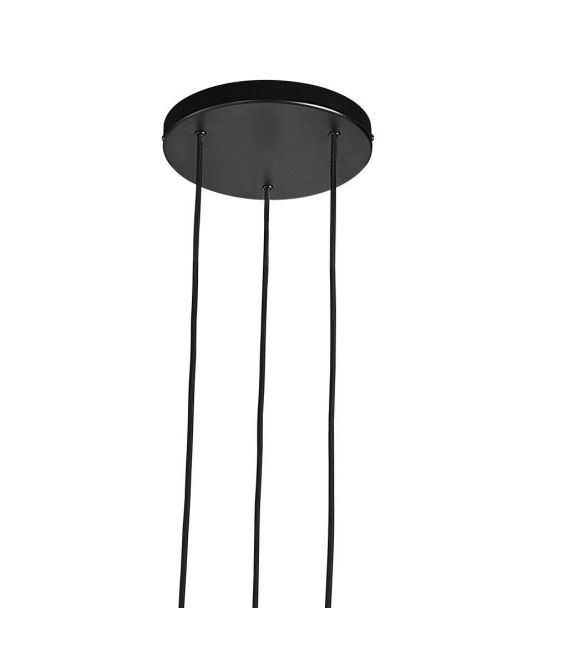 Pakabinamas šviestuvas TILO 3 Black 2010473003
