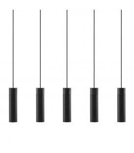 Pakabinamas šviestuvas TILO 5 Black 2010483003