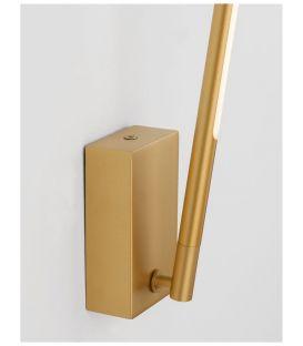 4.6W LED Sieninis šviestuvas RACCIO Gold 9180711