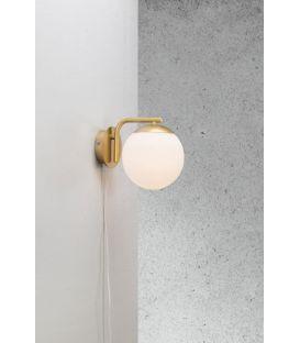 Sieninis šviestuvas GRANT Brass 47091025