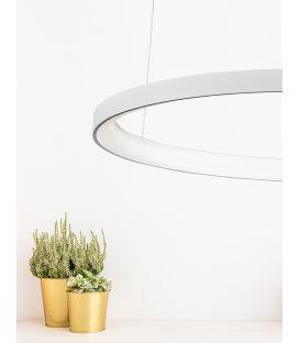60W LED Pakabinamas šviestuvas PERTINO White Ø78 Dimeriuojamas 9853685