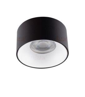 Įmontuojamas šviestuvas MINI RITI Black/White Ø8.5 27577