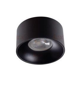 Įmontuojamas šviestuvas MINI RITI Black/Black Ø8.5 27578