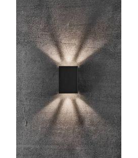7W LED Sieninis šviestuvas Fold 10 IP54 2019041003