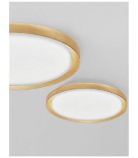 50W LED Lubinis šviestuvas TROY Gold 9053560