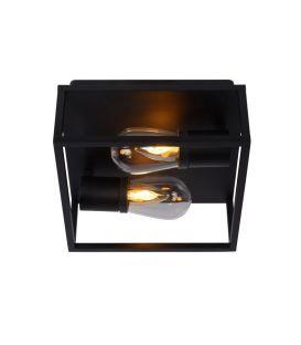 Lubinis šviestuvas CARLYN Black IP54 27100/02/30