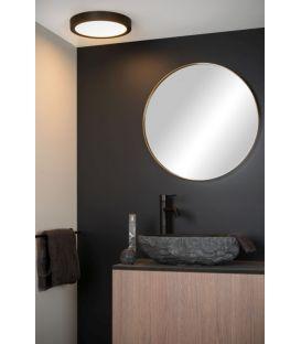 30W LED Lubinis šviestuvas BRICE Black Ø30 IP44 Dimeriuojamas 28116/30/30