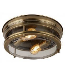 Lubinis šviestuvas EDINBURGH Brass IP44 5182AB