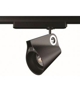35W LED Šviestuvas bėgeliui IPSILON 3F Black 4000K 7318