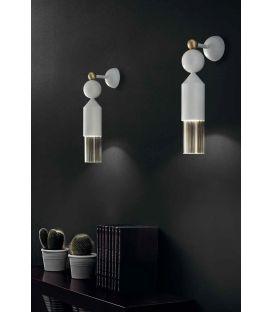 5.4W LED Sieninis šviestuvas NAPPE APP N4 WHITE