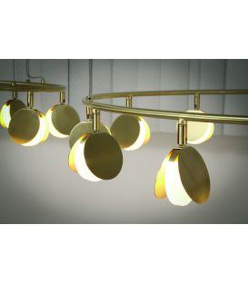 50W LED Pakabinamas šviestuvas SHELL 7260