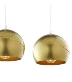 Pakabinamas šviestuvas YODA Gold 3449