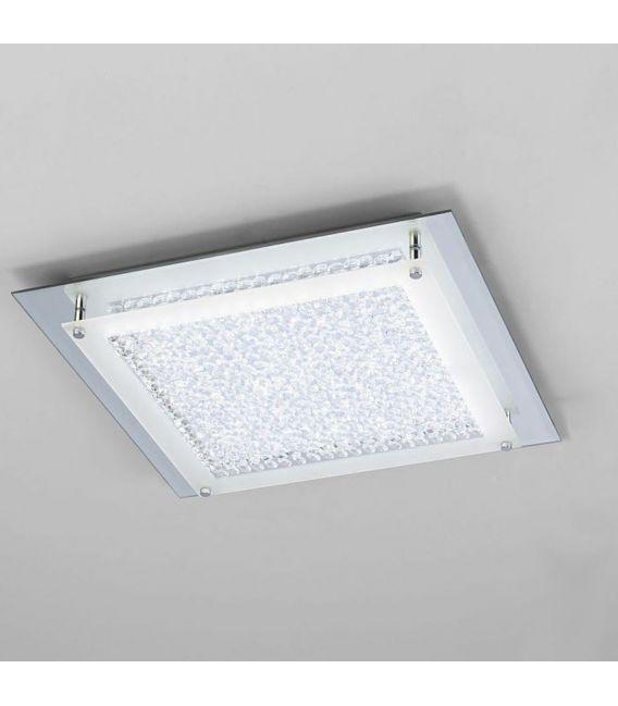 17W LED Lubinis šviestuvas CRYSTAL 4581