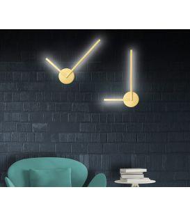 10W LED Sieninis šviestuvas 01225 Gold 100-01225-17