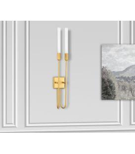 Sieninis šviestuvas 01232 Gold 100-01232-18