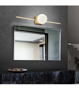 Sieninis šviestuvas 01296 Gold 100-01296-18