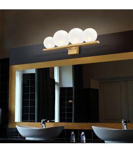 Sieninis šviestuvas 01293 Gold 100-01293-18
